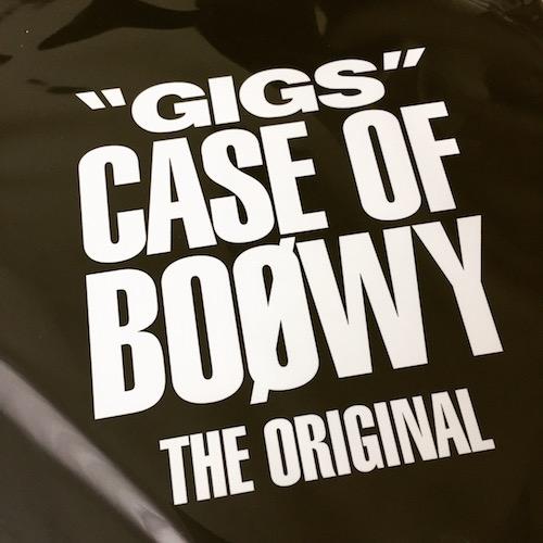 """GIGS"" CASE OF BOφWY -THE ORIGINAL-"